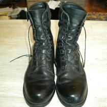 Mens Addison Shoe Co Black Boots 9 M Photo