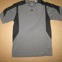 Mens Adidas Athletic Shirt Sz M Md Med Running Gym Photo