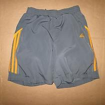 Mens Adidas Clima365 Athletic Running  Shorts W/ Built in Liner Sz L Lg Gym Photo