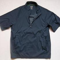 Mens Adidas Golf Pullover Sz M Turfer Jersey Shirt Country Club Fareway Nwot Photo