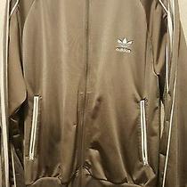 Mens Adidas Post Game Track Jacket Size Xl Photo