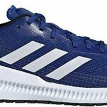 Mens Adidas Solar Blaze Royal Blue Athletic Running Sport Shoe Size 7.5 Photo