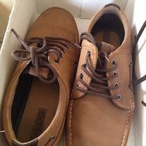Mens Aldo Sneakers Gaulhart-Cognac Size 8 Photo