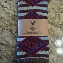 Mens American Eagle Tribal Socks One Size  Photo