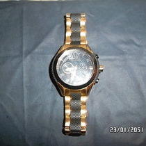 Mens Armani Watch Photo