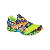 Mens Asics Gel-Noosa Tri 8 Athletic Running Shoes Flash Yellow/flash Orange-11 D Photo