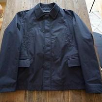 Mens Authentic Givenchy Waist Length Cotton Jacket New Size 52 - L Photo
