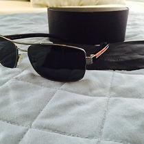 Mens Authentic Prada Sunglasses Photo