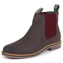 Mens Barbour Farsley Elastic Winter Fashion Chelsea Closed Toe Boots Us 6.5-12.5 Photo