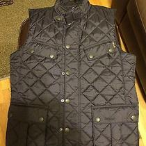 Mens Barbour Vest Photo
