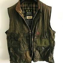 Mens Barbour Westmorland Vest Dark Green Coat Extra Large (Xl) / 2xl Body Warmer Photo