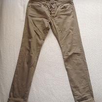 Mens Beige Rag & Bone Chinos Pants Sz 32. Like New Photo