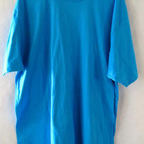 Mens Better Life Aqua T-Shirt - Size 2x - Nwot Photo
