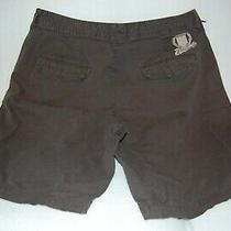 Mens Billabong Cargo Shorts Size 38 Brown Photo