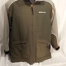 Mens Billabong Ski / Snowboard Water Resistent Jacket With Built in Hoddie Large Photo