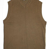 Mens Billabong Sweater Vest Extra Large Xl Euc Photo