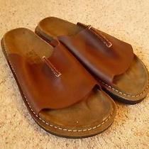 Mens Birkenstock Tatami Sandals Size 46 Nice Like New Photo