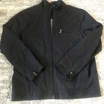 Mens Black Gap Jacket Size Large  Photo