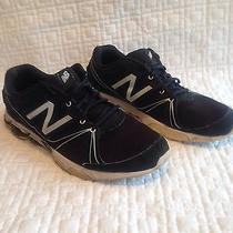 Mens Black New Balance 758 Running Shoes. Size 14 Photo