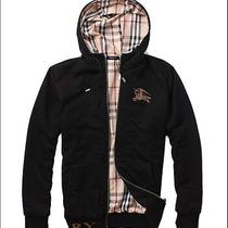 Mens Burberry Hoodie Medium Photo