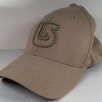 Mens Burton Osfm Flexfit Baseball Cap Hat Polyester Blend Photo