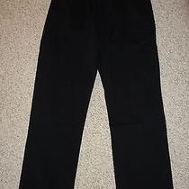Mens Calvin Klein Easy Fit 32x32 Black Jeans Excellent Cond Photo