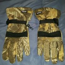 Mens Camouflage Carhartt Gloves Size Xl Photo