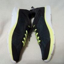 Mens Carbon Elements Black/neoncasual Athletic Shoessz 8/9new Photo