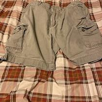 Mens Cargo Shorts Gap 38 Preowned Photo
