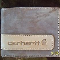 Mens Carhartt Billfold. Photo