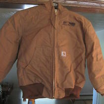 Mens Carhartt Jacket Size Large Photo