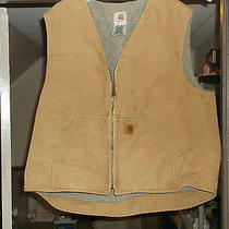 Mens Carhartt Vest 2x Photo
