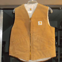 Mens Carhartt Vest Medium Photo