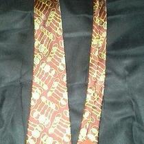 Mens Celine Paris Pure Soie Silk Necktie Photo