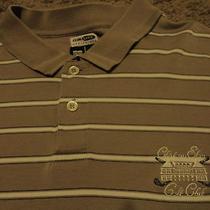 Mens Chateau Elan Golf Club Polo Shirt Large  Photo