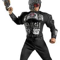 Mens Chief Commando Adult Millitary Sci Fi Halloween Costume 2xl Photo
