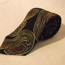 Mens Christian Dior Monsieur 100% Silk Neck Tie Great Design High End Apperal Photo