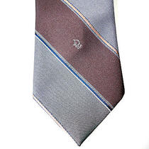 Mens Christian Dior Tie Photo