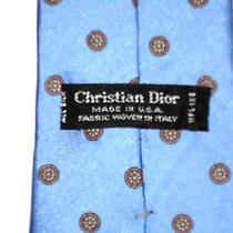 Mens Christian Dior Tie Photo