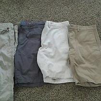 Mens Clothing Lot Pants Shorts. Bananna Republic Express.  sz.32  Photo