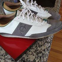 Mens Coach Leather Shoes  - Size 13  Photo