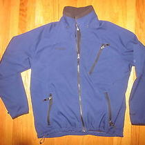Mens Coat Columbia Vertex Softshell Jacket Coat  Interchange -- Large Photo