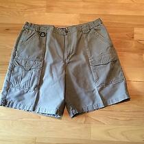 Mens Columbia Cargo Fishing Shorts Size 40 Photo