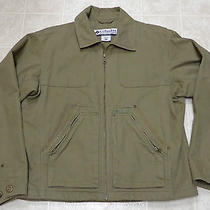 Mens Columbia Lined River Lodge Jacket Size M Photo