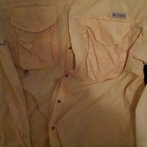 Mens Columbia Long Sleeve Fishing Shirt Photo