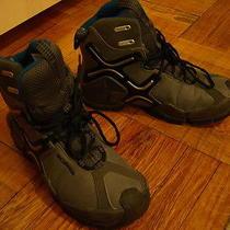 Mens Columbia Omni-Heat Grip Techlite Waterproof Boots Size 7.5 Photo
