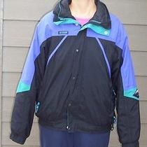 Mens Columbia .omnitech .radial Sleeve. Zippered Lined Size Mens Medium Photo