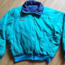 Mens Columbia Radial Sleeve Winter Snow Ski Full Zip Coat Jacket Size S Small  Photo