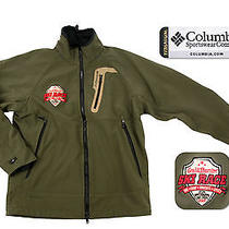 Mens Columbia Titanium Softshell Jacket Core Interchangeable Size Medium (M) Photo