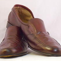 Mens Continentals Bally of Switzerland Slipon Loafer Cordovan Brian Shoes 14 N Photo